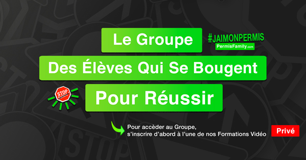 Groupe Facebook PermisFamily